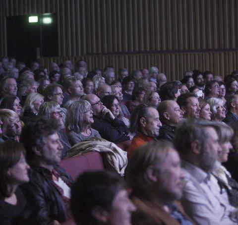 Kjent: Publikum kan glede seg til kjente toner i Stormen torsdag.