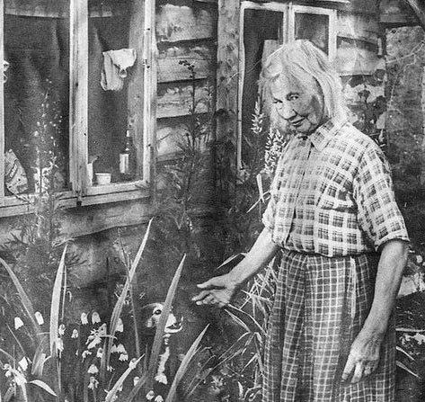 Får sjå: Det skal bygges sjå der Anna i Makkvatnet i sin tid bodde.
