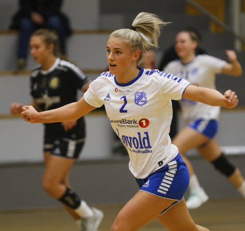 Turid Bakke Hartløff scoret mål for Junkeren damelag forrige sesong. Denne sesongene satser laget på opprykk.