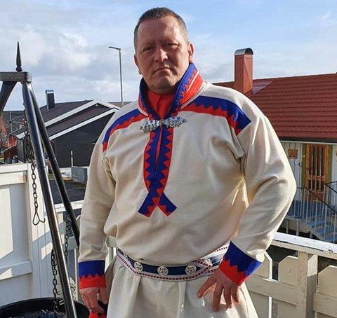 Senterpartiets sametingsgruppe, Tor Mikkola