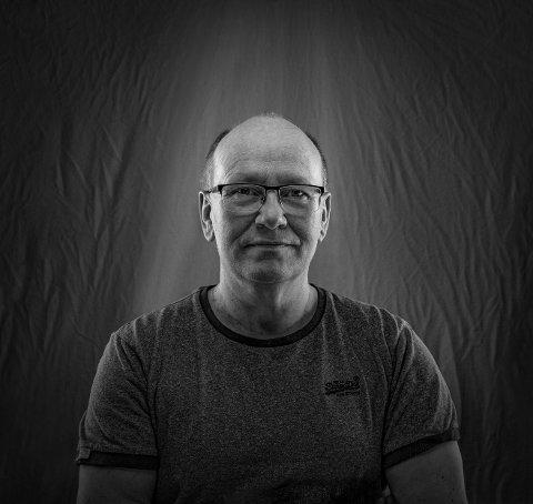NORDISK MEISTER: Geir Ole Laberg frå Førde, men busett i Naustdal, er kåra til nordisk meister i naturfotografi 2021.