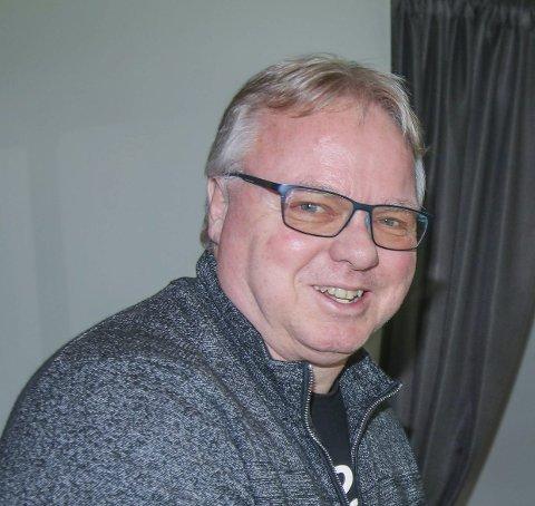 Onsøy: Dag Solheim har kroquiz om Hankø før hotellkonsert.