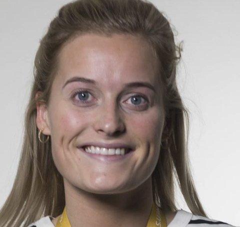I STORFORM: Marit Røsberg Jacobsen herjet i Russland i helgen, men det ble likevel tap for hennes Team Esbjerg. Arkivfoto