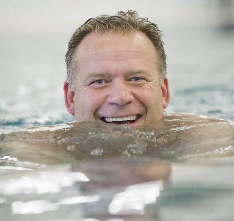 VIL HA BESØK: Kongsbadet-sjef Svein Olav Lund.