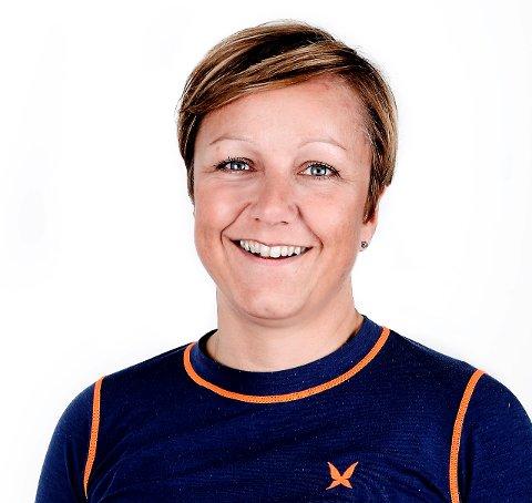 FIKK JOBBEN: Anne Cathrine Enstad, Bjorli, blir prosjektleder for bærekraftig reisemål i Rauma kommune.