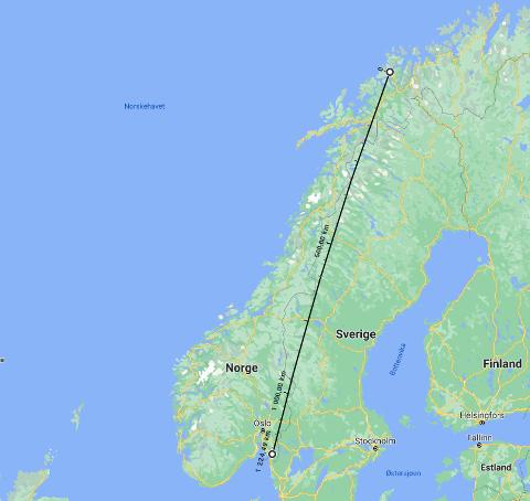 Kvik må reise Norge på langs for å spille 8. runde i Postnord-ligaen.