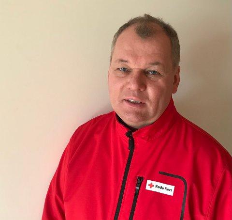POPULÆRT TILBUD: Leder i Haugesund Røde Kors, Paul Eggen forteller at bilrebusen har blitt et svært populært tilbud blant innbyggerne.