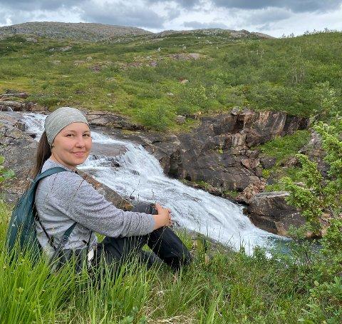 VIL KJEMPE: Ramona Sørfjell er spent på om det blir rettsak. - Vi har en god sak, sier hun.