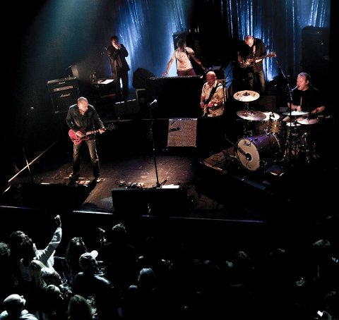 3. JULEDAG: Remme Brothers Band er klare for å innta scenen på Tivoli Sportsbar i romjula. (Pressefoto)
