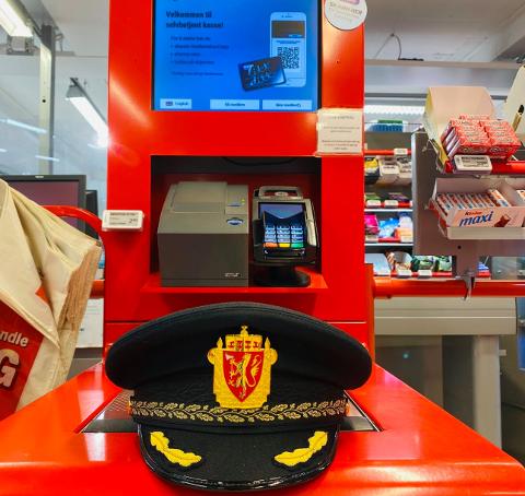 TYVERI: Butikker på Bardufoss plages av ungdom som stjeler.