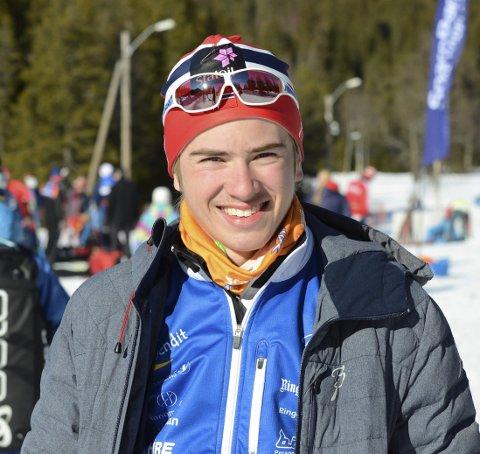 Kom til finalen: Emil Sørgård kom til finalen i klassisk under helgens Norgescup på Nes. Arkivfoto: Arne Tvervaag