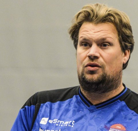 AVSLUTTER SAMARBEIDET: HSK og Glenn André Ruud-Andersen.