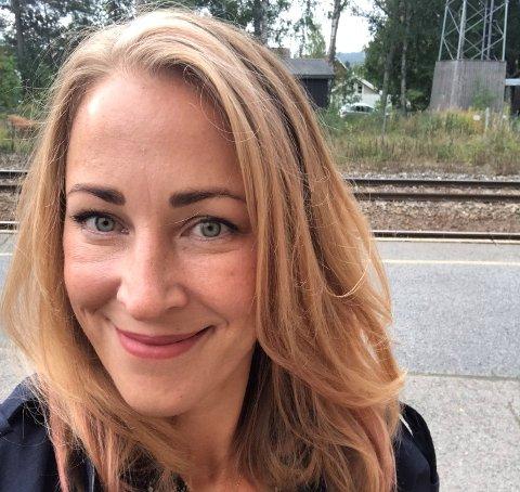 STARTET BYTTEGRUPPE: I 2019 startet Heidi Smith-Solevåg Facebook-gruppen Nittedal byttesirkel.