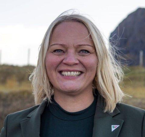 Mona Fagerås gleder seg til å ta fatt på oppgaven som samferdselspolitisk talsperson i SV.