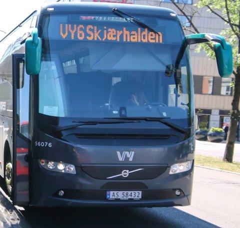 Du kan også bruke de nye billigere billettene på lokaltrafikken til Vy3 og Vy6.