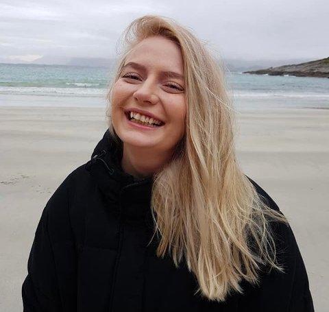 Synne Mauseth jobbet i nesten fire år som journalist i Lofotposten før hun vendte snuten hjemover til Trondheim.
