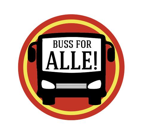 Logo, bedre busstilbud i Moss nå/Tormod Fjeld/Sandaunet Designbyrå
