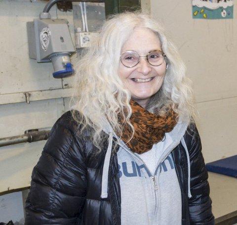 PRIS OG HEDER: Inger Johanne Stene er en av de som Larvik kommune i år vil gi ekstra heder og en pris.