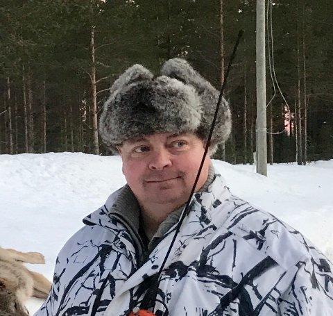 ANMELDT: Jaktleder Arne Sveen anmeldt for påstått vold mot en