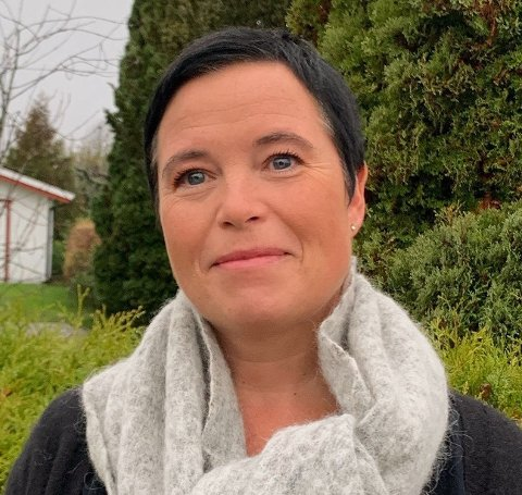 VIKTIG: – Det er viktig å registrere seg så vi får tak i de som ønsker seg vaksine når det blir deres tur, fastslår vaksinekoordinator Christine Berge i Holmestrand kommune.
