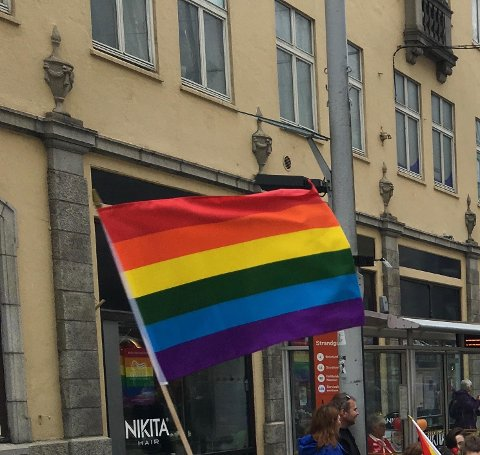 Regnbueflagg