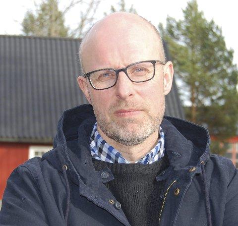 LEDER I HEDMARK BONDELAG: Erling Aas-Eng.