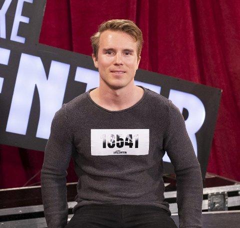 NY RUNDE: Jonas Nævra dukker igjen opp i Norske Talenter.