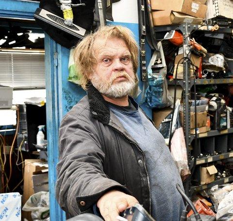 GBL: Leif Arne Rolfstad er talsperson for GBL Bildeler.