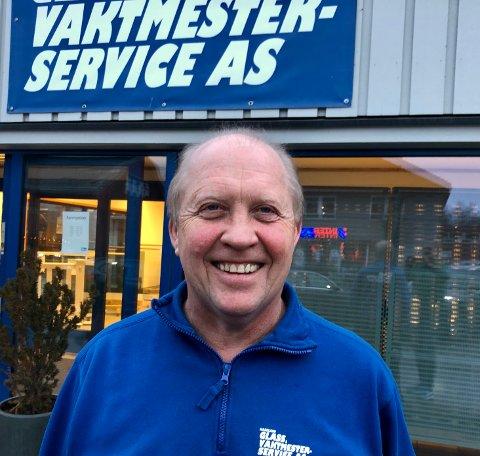 SUKSESS: Svein Bækken nevner samhold og langsiktighet som to viktige suksessfaktorer, både innen næringsliv og fotball.