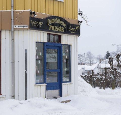 RAGNAR: Modesty har flyttet inn i lokalene til Ragnars Drop-In i krysset Skolegata/Holsetgata.