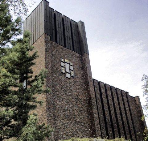 Konfirmasjonsgudstjenester: Blant annet her i Greverud kirke.