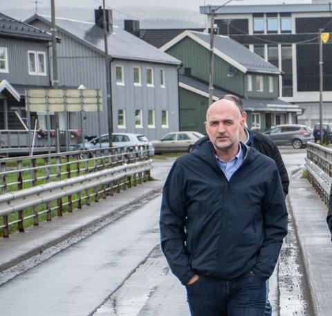 GOPDT FORNØYD: Stortingsrepresentant og fylkesleder i Trøndelag Senterparti, Per Olav Tyldum mener Trøndelag har mye å glede seg over i regjeringsplattformen til den nye regjeringa.