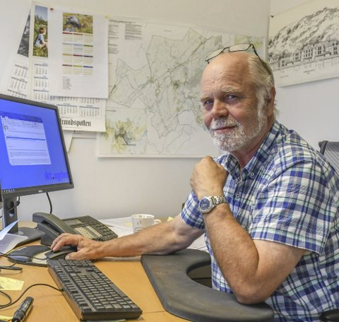 Blir pensjonist: Jakten på Svein Olav Dales arvtaker er i full gang. . Foto: Arkiv