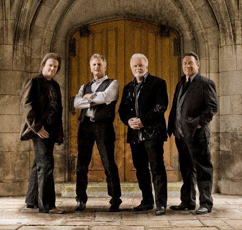 PIONER: Classic Imperials betegnes som en pionergruppe innen kristen musikk.