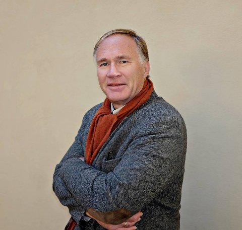 Halvor Tjønn har foredrag i Steinhuset 15. mars om Martin Luther og reformasjonen.