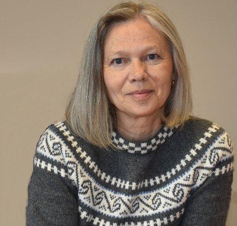 Varaordfører i Vestvågøy, Anne Sand (Sp).
