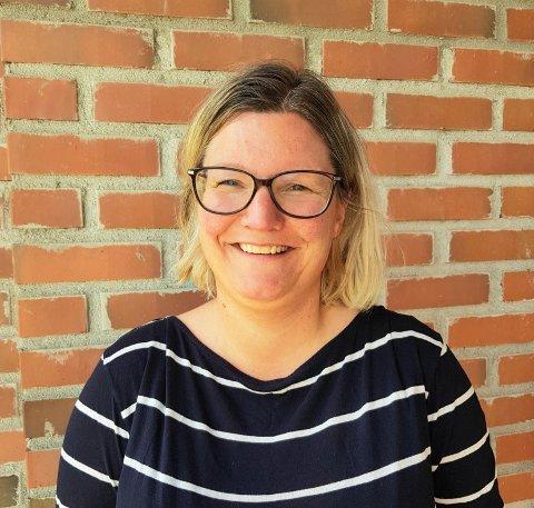 NYANSATT: For første gang siden oppstarten får Kulturskolen Mjølkefabrikken ny rektor. Solveig Rønningen har fått i oppdrag å drive skolen videre.