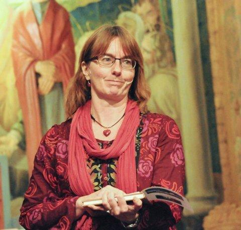 Sogneprest Hanne G. Sinkerud forteller om en ny arbeidshverdag.