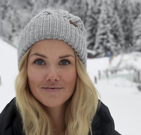 KOMMER PÅ TV: Du kan se Silje Norendal i «71 grader nord - Norges tøffeste kjendis» på TV våren 2019.