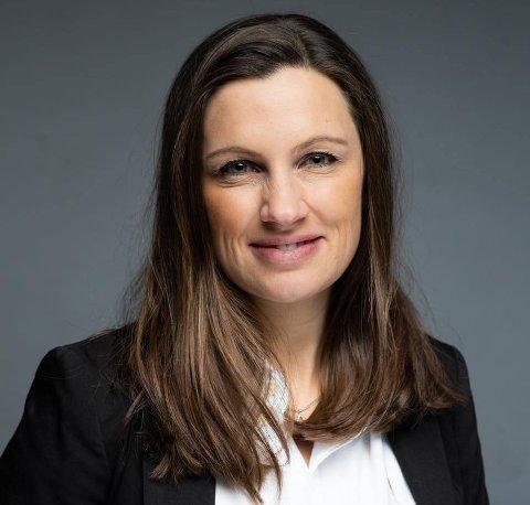 Kaja Smith-Kielland Kjellesvik fra Tjøme er god for verdier på over 153 millioner kroner, ifølge skattetallene for 2019, som ble kjent tirsdag.