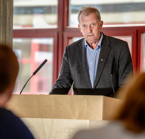 Rana kommune formannskapsmøte formannskapet. Johan Petter Røssvoll