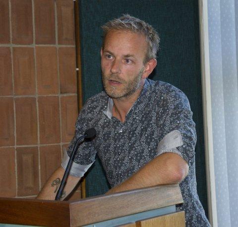 Fortsetter: Mons-Ivar Mjelde fortsetter som styreleder i Ringerike Arbeiderparti. Han fikk styrets tillit i sist styremøte.
