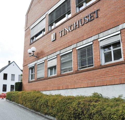 VIDEOAVHØR: Under rettssaken, som gikk over tre dager i mars i Nedre Telemark tingrett, ble det spilt av videoavhør av den fornærmede jenta og hennes stesøster.