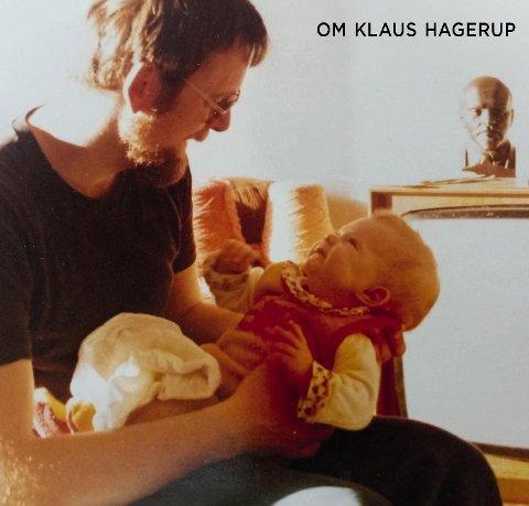Møt Hilde Hagerup i samtale om boken om sin far, Klaus Hagerup. Tirsdag 19. oktober kl 1800, på Litteraturhuset Fredrikstad.