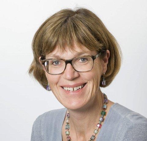 FORNØYD: Inger Noer er fornøyd med å få nok et sentrumsparti inn i regjering og mener regjeringsplattformen inneholder flere lokale go'biter.