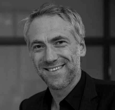TIL GRAN: Thomas Horne kommer til Gran 20. november for å holde foredrag på Lidskjalv.