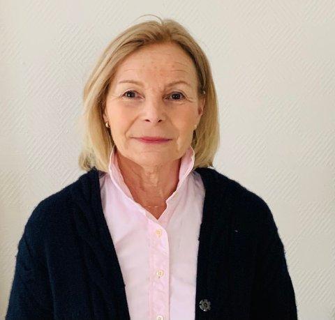 Ny rektor: Edel Sofie Nilsen blir ny rektor på Briskeby videregående skole.