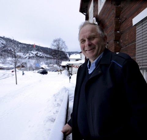 Roleg musikk: – Folk kan vente seg roleg kyrkjemusikk, fortel Tor Hølmo som håper dei greier å fylle Vågåkyrkja.