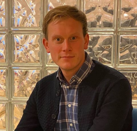 NY LEIAR: Stig Ove Ølmheim er ny leiar i Sogndal Bondelag.
