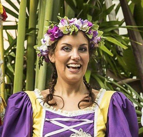 Anette Sestøl Andersen (32) er klar for World Championship of Performing Arts i Hollywood i sommer.